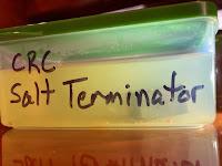 Salt Terminator @ 72 Hours