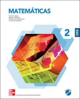 Libro Matemáticas 2º ESO Mc Graw Hill