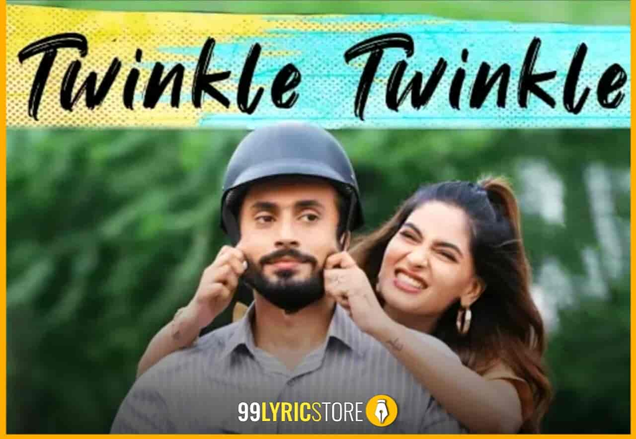 Twinkle Twinkle Song images of movie Ujda Chaman