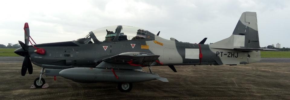 Бразилія побудувала перші два Super Tucano для ВПС Туркменії