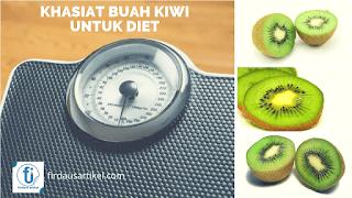 Khasiat Buah kiwi untuk diet sehat