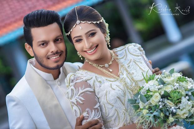 TV Derana Dream Star Udesh Indula Wedding Moments 5