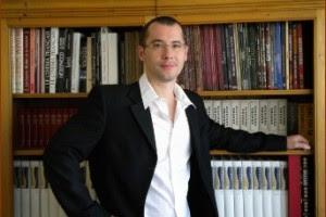Thibault Isabel, rédacteur en chef de Krisis