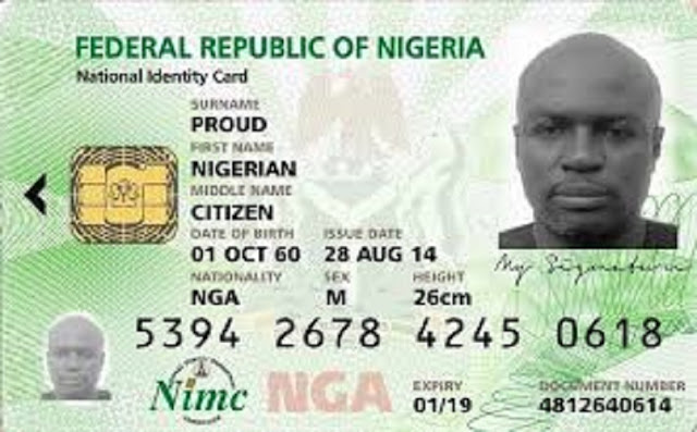 How to check if National ID card is ready for pick up