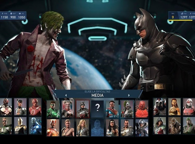 Injustice 2 Immortal mod تنزيل