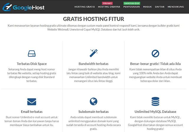 Jika Anda sedang mencari layanan web hosting gratis untuk membuat sebuah website maupun blog yang dapat langsung dihubungkan dengan domain TLD yang anda miliki. Sehingga website anda jadi tampak profesional meski hanya menggunakan hosting gratis. Maka Anda sedang membaca artikel yang tepat.