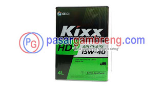 Jual Kixx HD 15W-40
