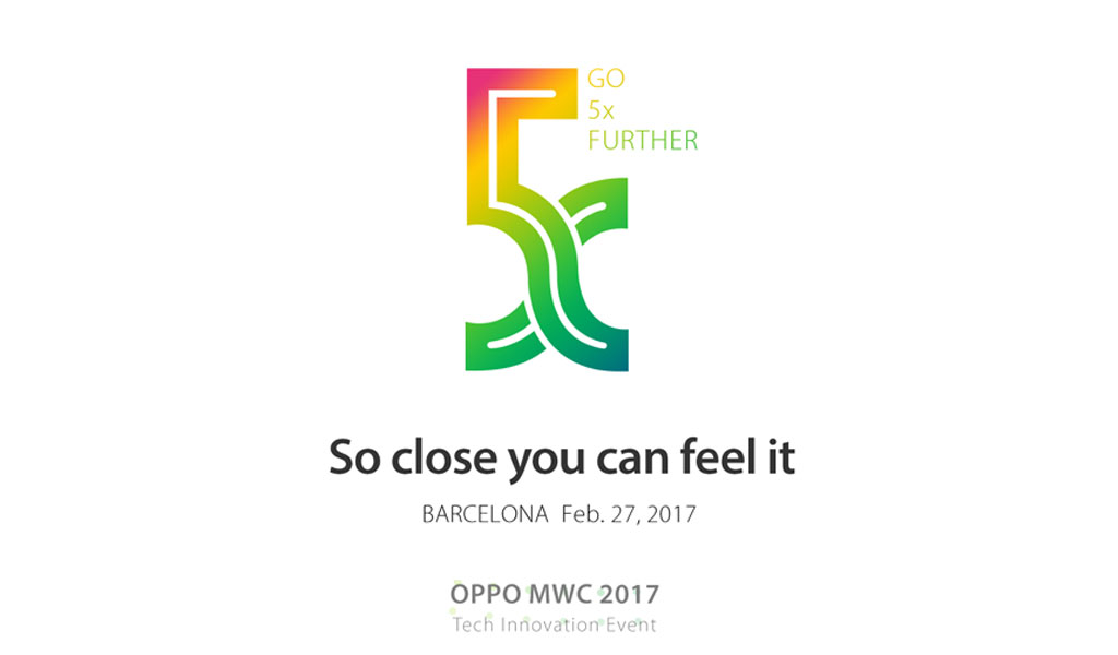 Oppo 5x smartphone photography technology at mwc 2017