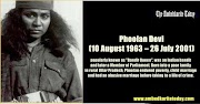 About Phoolan Devi [ 1963-2001 ] ; Life History & Biography of Legendary Bandit Queen Phoolan Devi