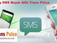 Cara Setting SMS Buyer Alfa Trans Pulsa