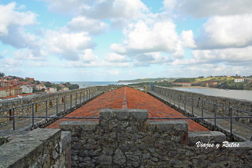 Castillo de San Vicente de la Barquera