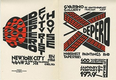 Berbagai Macam Aliran Gaya Style Desain Grafis/Graphic Design Style - Futurism Style