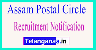 Assam Postal Circle Recruitment Notification 2017
