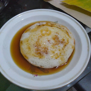 Resep Membuat Kue Apam Betil atau Apam Serabi Khas Banjar