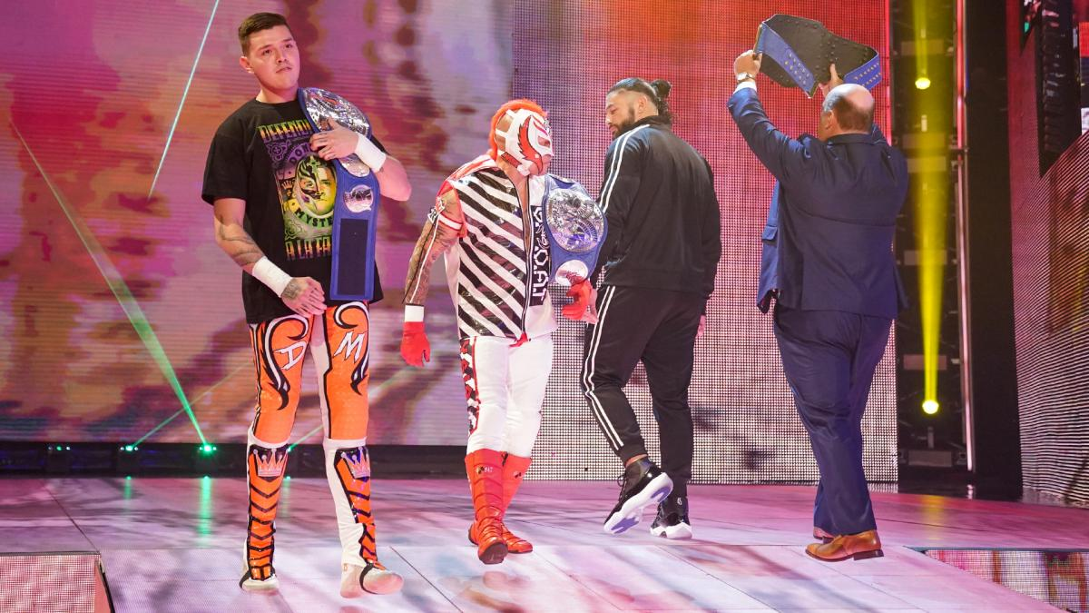 Roman Reigns vs. Rey Mysterio pode acontecer no WWE Hell in a Cell 2021