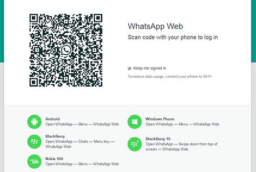 Cara Buka WhatssApp di Komputer