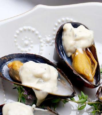 mussels ravigote recipe