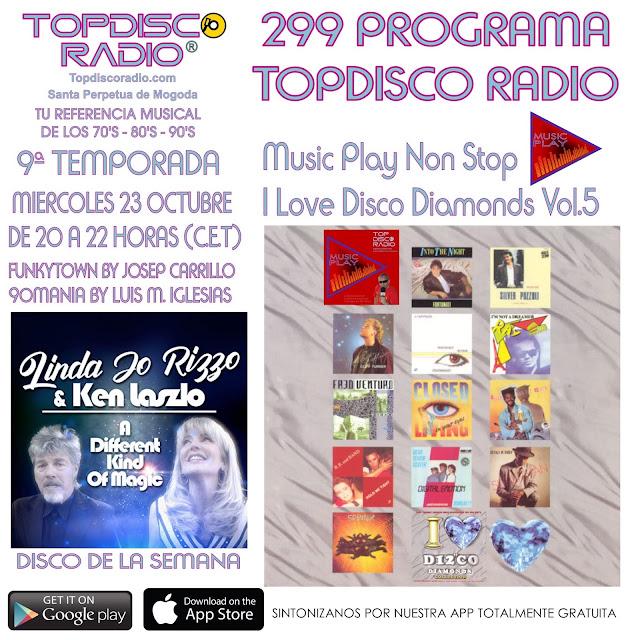 299 Programa Topdisco Radio