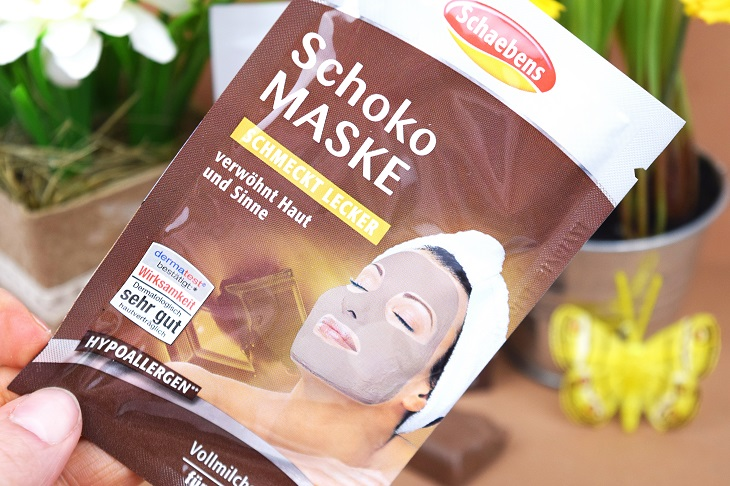 Schoko Maske Dm