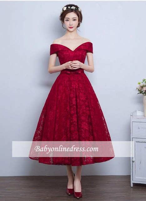 http://www.babyonlinedress.com/g/a-line-lace-tea-length-burgundy-off-the-shoulder-vintage-prom-dresses-107905.html