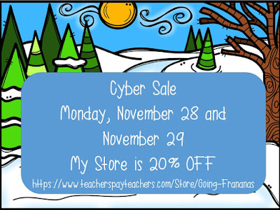 Cyber Sale 20% Off ENTIRE STORE