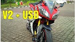 R15 Modif USD Xabre - Modifikasi Motor R15 v2