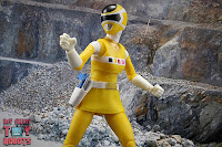 Power Rangers Lightning Collection In Space Yellow Ranger 21