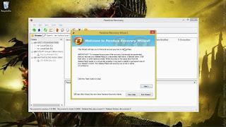Mengembalikan File dengan Pandora
