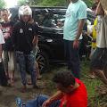 Kapolsek Pammana Turun Langsung Amankan Kecelakaan di Ulugalung