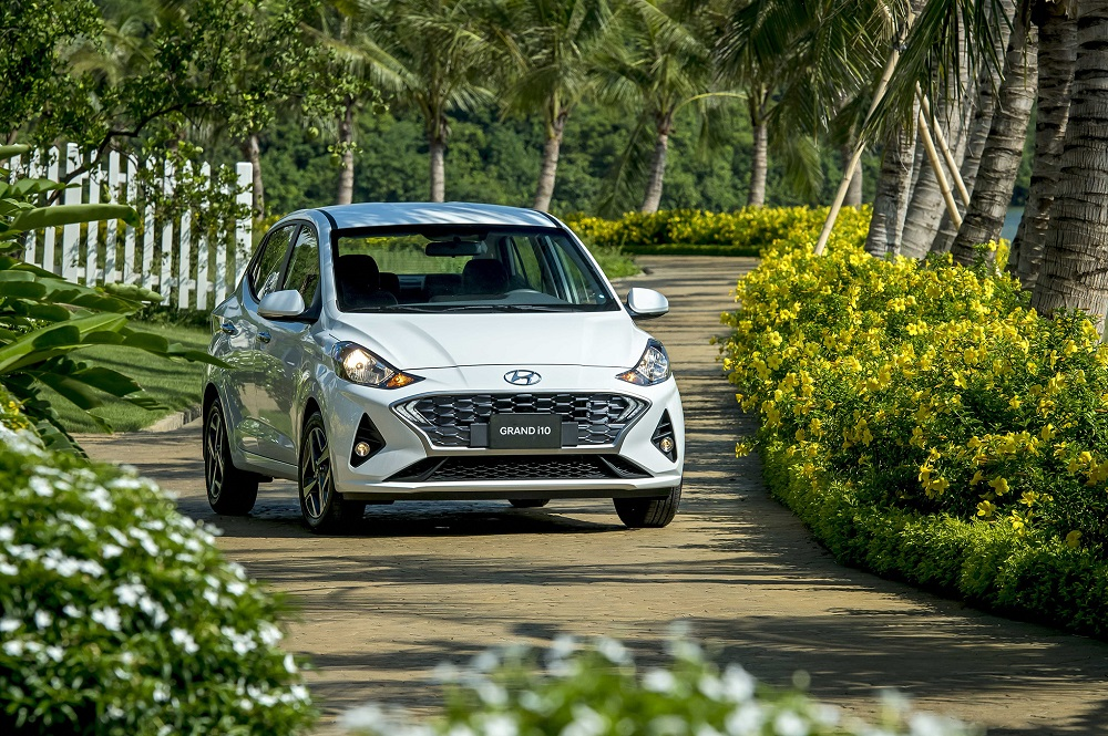Doanh số xe Hyundai trong tháng qua có sự tăng trưởng đáng ghi nhận 87% so với tháng 8/2021.