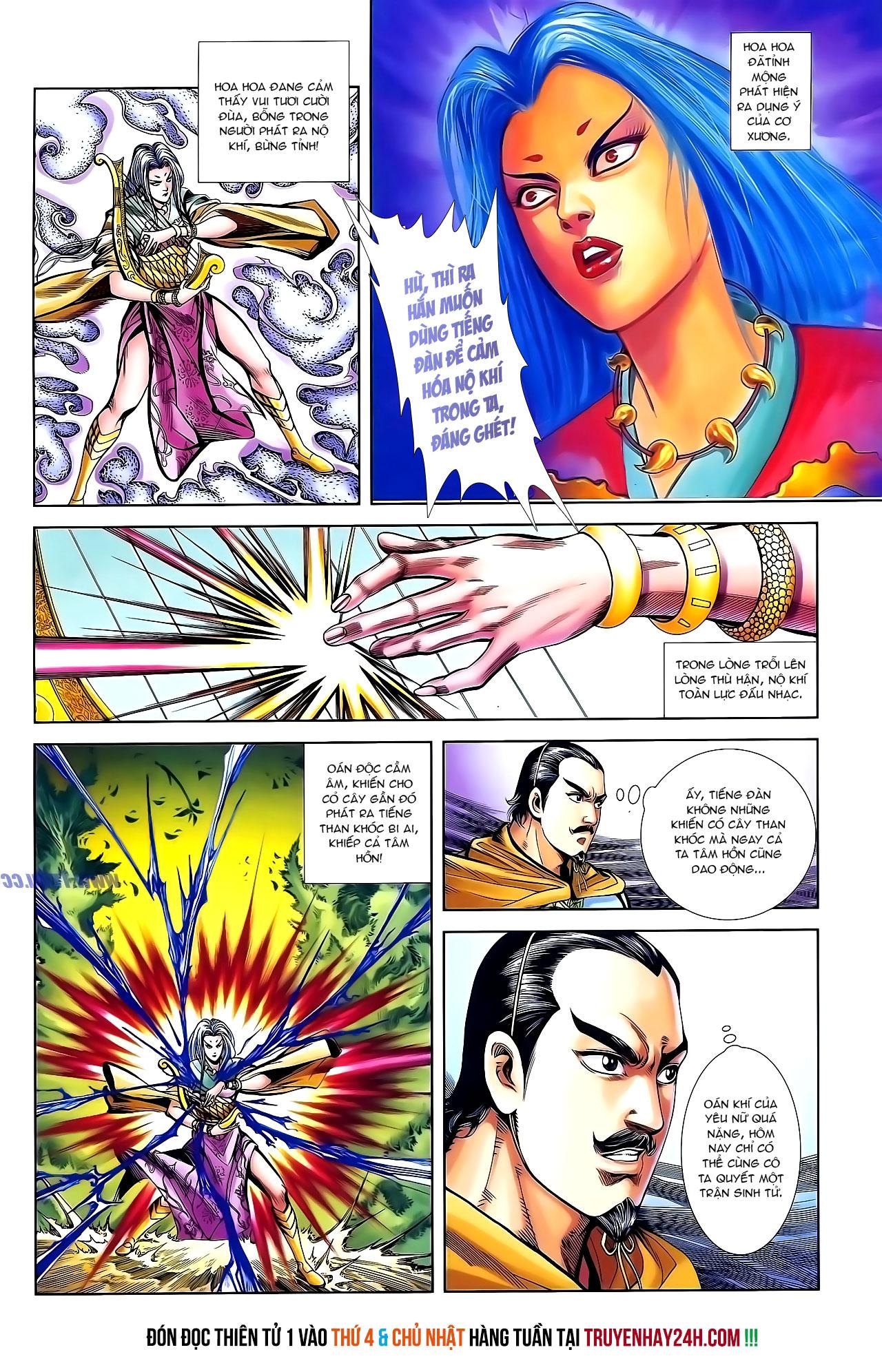 Cơ Phát Khai Chu Bản chapter 137 trang 28