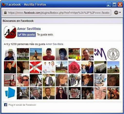 seguidores facebook en popup