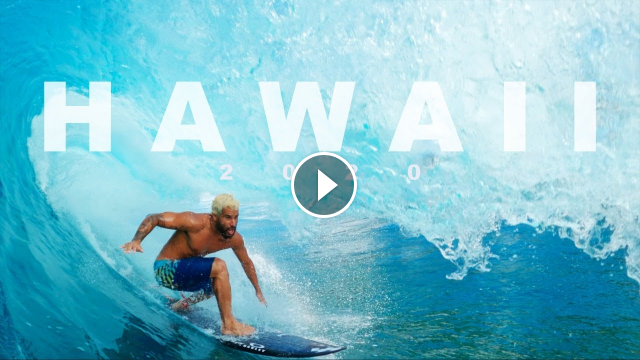 HAWAII 2020 PART 3 - ITALO FERREIRA