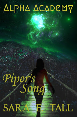 cover of Piper's Song by Sara E. Tall