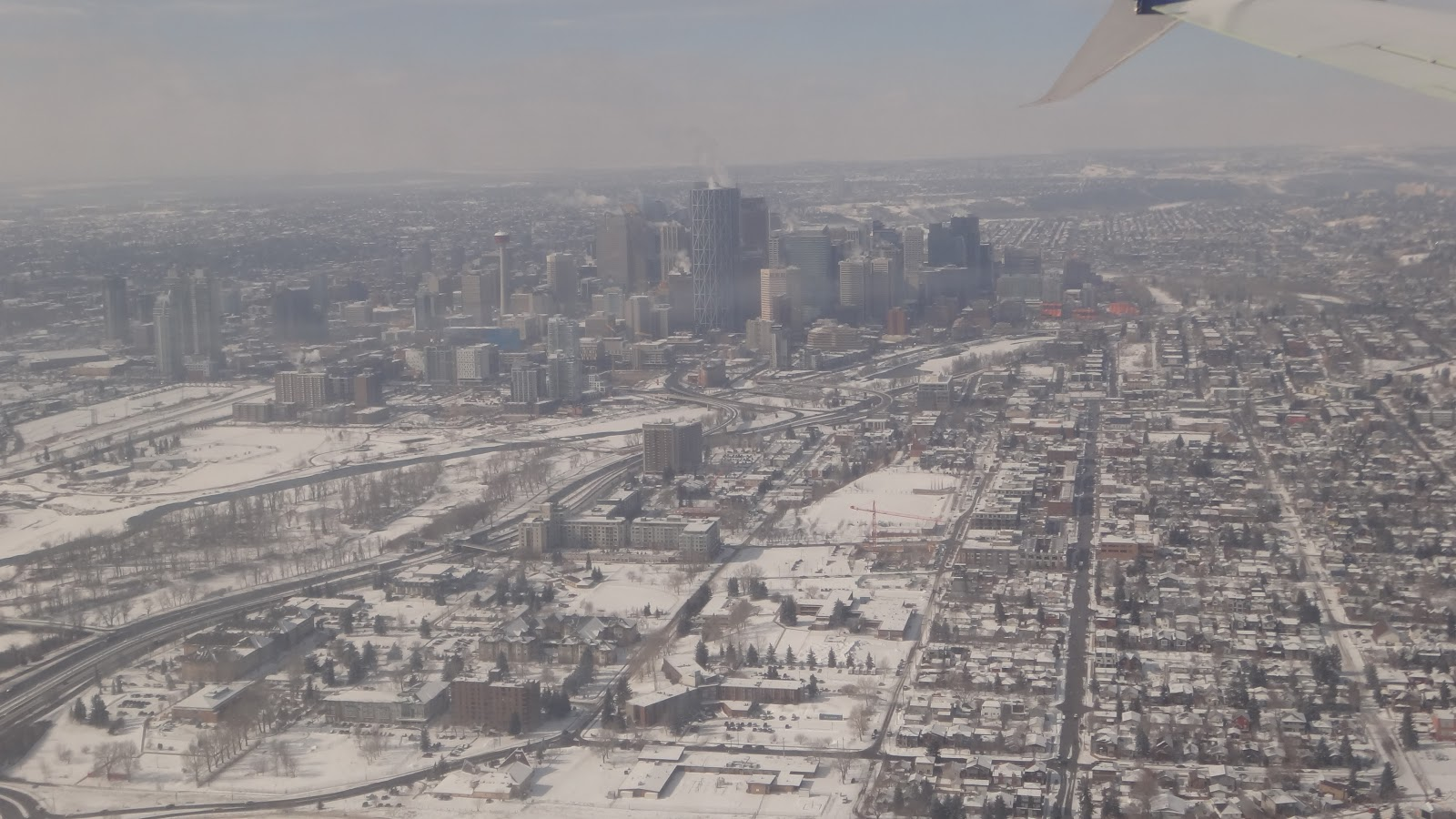 how to go to calgary downtown from calgary airport