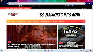 EUQUEROSOM - OS MELHORES DJ'S ESTÃO AQUI