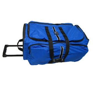 tough traveler luggage rolling bag