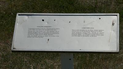 historic, park, Cypress Hills, Fort Walsh, cemetery, Saskatchewan