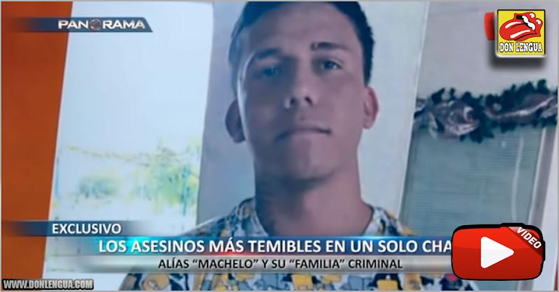 Delincuente venezolano en Perú contaba en su chat cómo quería picar a mil peruanos