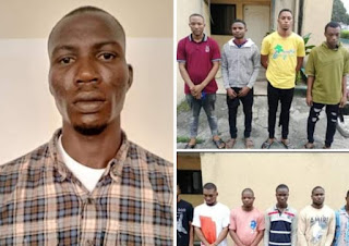 Court Convicts 11 Internet Fraudsters In Port Harcourt