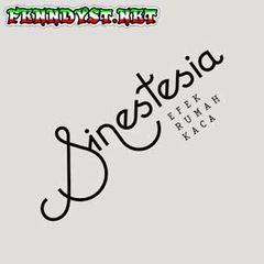 Efek Rumah Kaca - Sinestesia (2015) Album cover