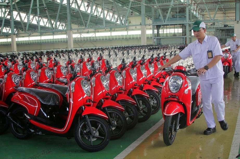 New Honda Scoopy FI Resmi Dirilis ! - Kredit Motor Honda ...