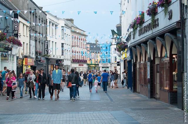Calles de Galway Irlanda