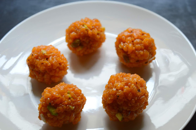 Motichoor ladoo | How to make motichoor ladoo