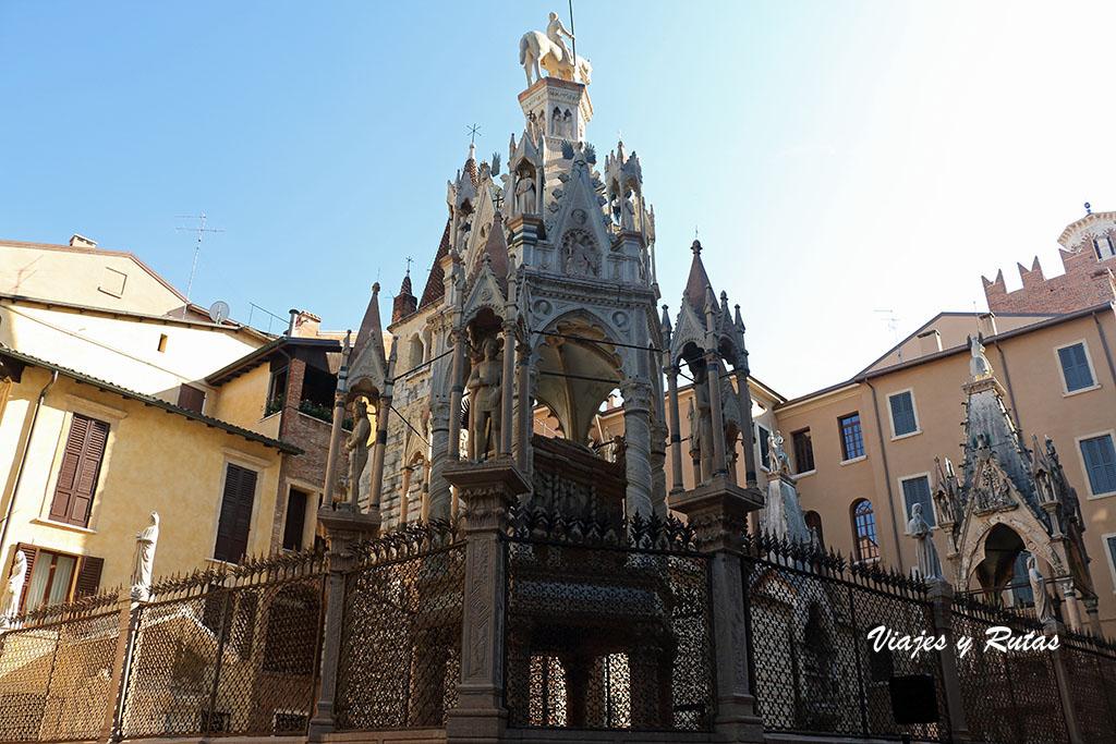 Sepulcros de los Scaligeri de Verona