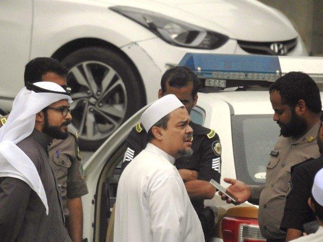 Begini Kronologi Habib Rizieq Dipanggil Polisi Saudi