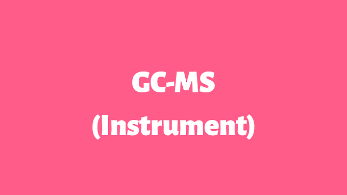 GC-MS Instrument