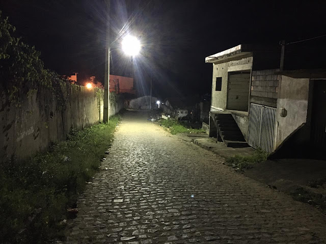 Falta de iluminação na Travessa São José no Alto da Sudene é resolvida