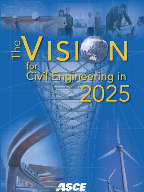 The Vision for Civil Engineering in 2025 American Society of Civil Engineers