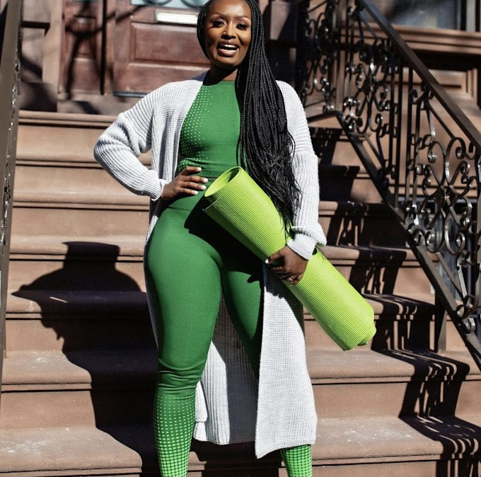 3 Fun Tips On How To Look Great In Green + Looks To Inspire